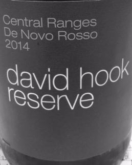 david-hook-label