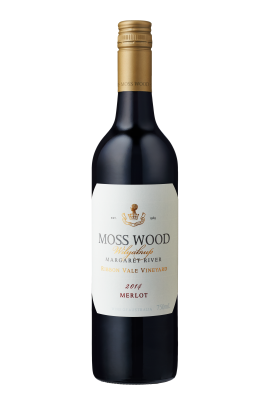 Moss Wood Merlot 2014