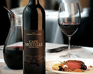 Cape Mentelle Cab and Carafe