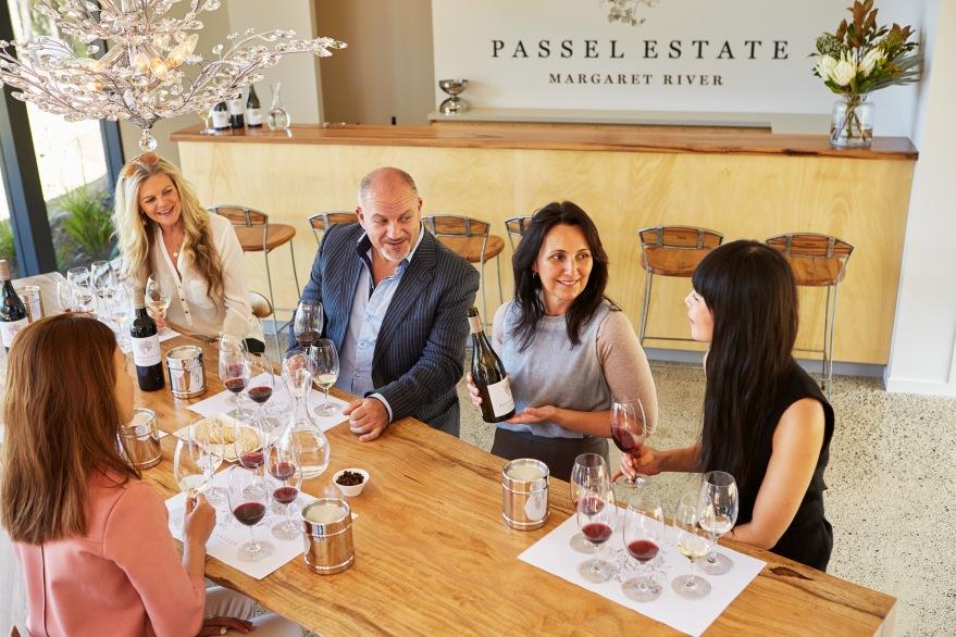 Passel Wine Tasting
