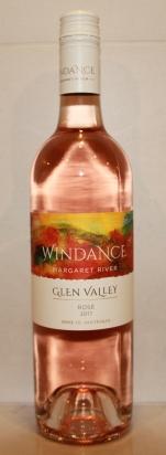 Windance Rose bottle shot
