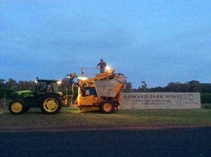 Machine Harvester