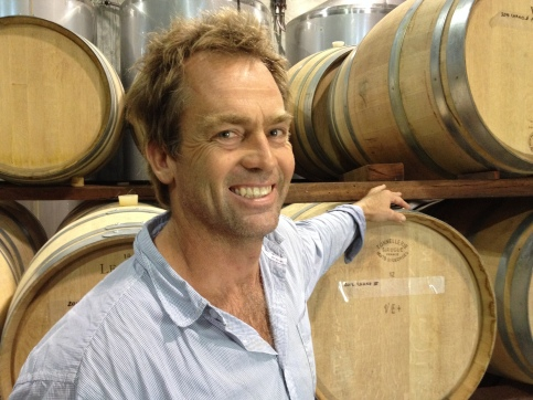 Rosily Winemaker Mick Scott