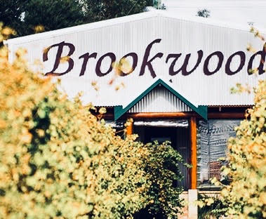 Brookwood Cellar door