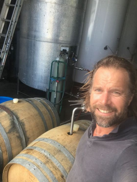 Fishbone winemaker