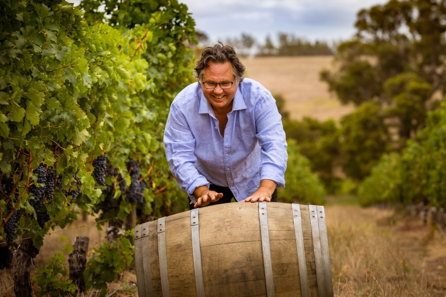 Winemaker BruceDukes