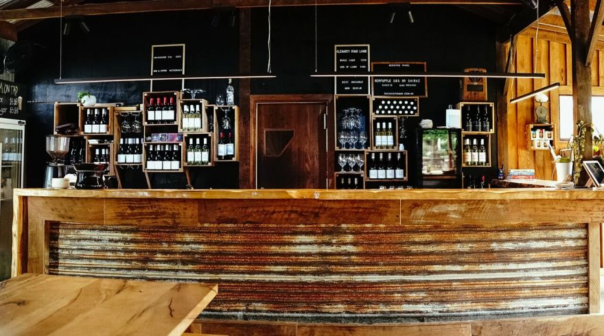 Glenarty road cellar door