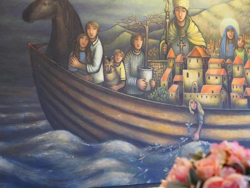 Barrecas mural image1