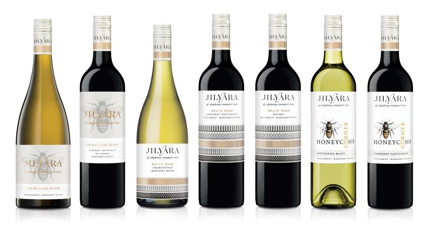Wine line up